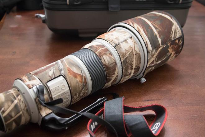 Canon 500mm f4 I
