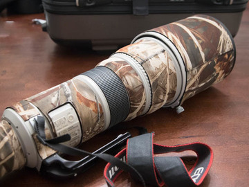 Rent: Canon 500mm f4 I