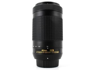 Rent: Nikon AF-P 70-300mm f/4.5-6.3 G IF ED