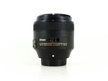 Rent: Nikon AF-S 85mm f/1.8G