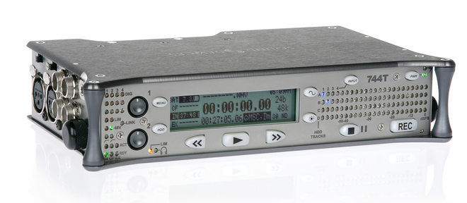Sound Devices 744T Field Recorder
