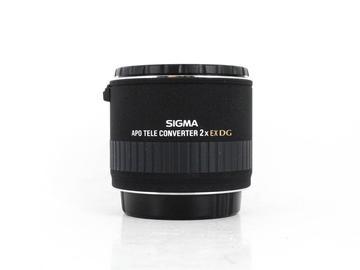 Rent: Sigma 2x EX APO DG Teleconverter, Canon EF Fit