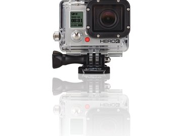 Rent: GoPro HERO3+ Black Edition