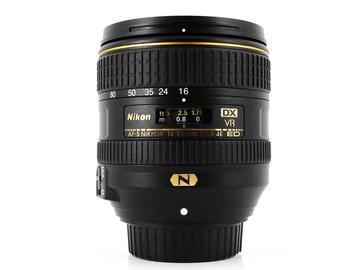 Rent: Nikon AF-S 16-80mm f/2.8-4E ED DX VR