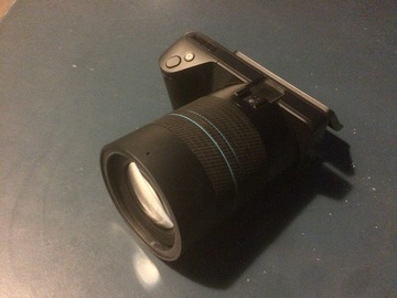 Rent: Lytro Illum DSLR 3D/Lightfield Camera + 5 Batteries