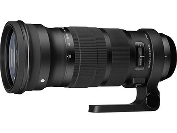 Rent: Sigma 120–300mm f/2.8 DG OS HSM Sport Lens for Canon EF moun
