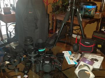 Rent: Canon EOS 750D / T6i kit