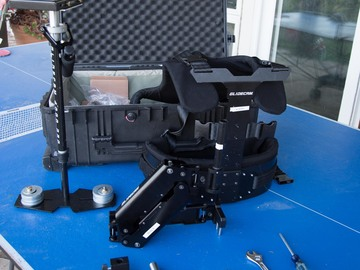 GlideCam 4000 Pro Gimbal Kit