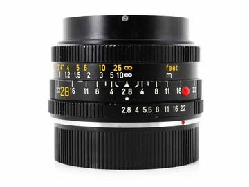 Rent: Leica 28mm f/2.8 Elmarit-R (11247)