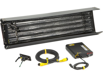 Rent: Kino Flo 4Bank Select 4' Light Kit