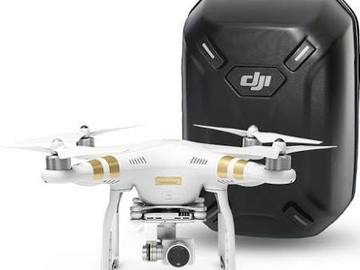 Rent: DJI Phantom 3 Professional Quadcopter with 4K Camera