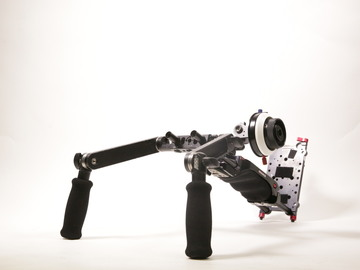 Rent: Zacuto VCT Pro shoulder rig w/ ARRI MFF-1 follow focus