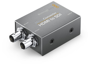 Rent: BlackMagic Design Micro Converter HDMI to SDI