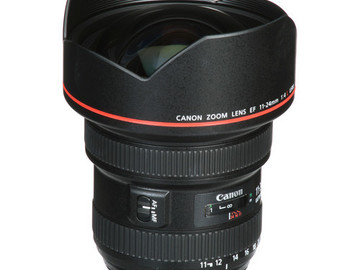 Rent: Canon EF 11-24mm f/4L USM Lens