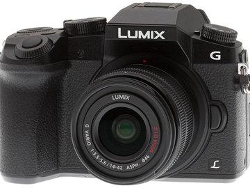 Rent: 4K Mirrorless Interchangeable Lens 14-42mm Camera Kit