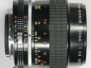 Rent: Nikon Micro-Nikkor 55mm f/2.8 AIS