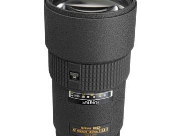 Rent: Nikon 180mm f/2.8 AF-D
