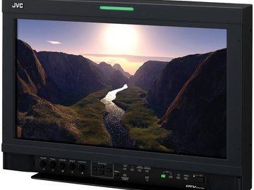 "Rent: 24"" JVC DT-R24L4D 10bit SDI Reference Monitor"