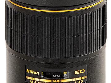 Rent: Nikon AF-S Nikkor 300mm f/2.8D I