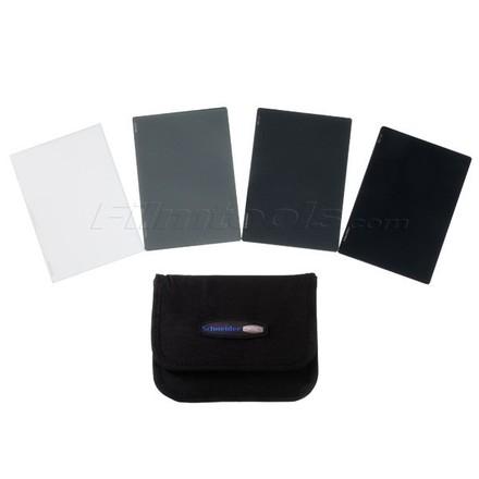 Schneider 4x5.65 ND Filter Set ND .3, .6, .9, 1.2, 1.5