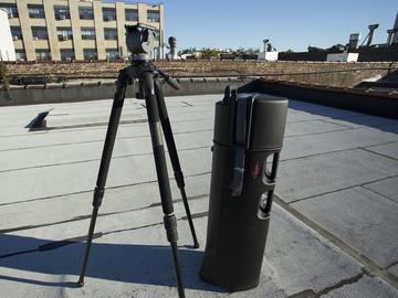 Rent: Miller SOLO DV 20 w/ Carbon Fiber Legs
