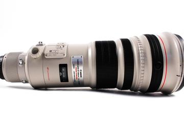 Rent: Canon EF 500mm f/4 L IS USM