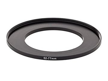 Rent: 52mm-77mm Step up Ring