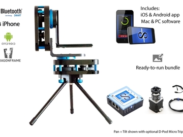 Rent: Stage R: Pan/Tilt Digital System Kit