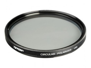 Rent: Tiffen 77mm Circular Polarizing Filter