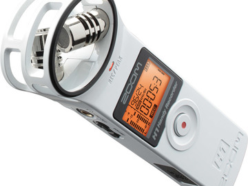 Rent: Zoom H1 Handy Recorder
