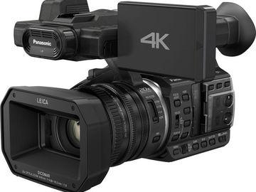 Rent: Panasonic HC-X1000 4K DCI/Ultra HD/Full HD Camcorder