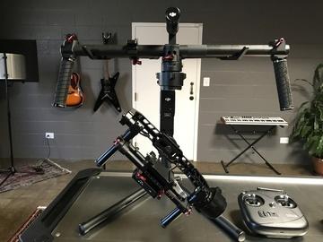 DJI Ronin 3-Axis Gimbal Stabilizer
