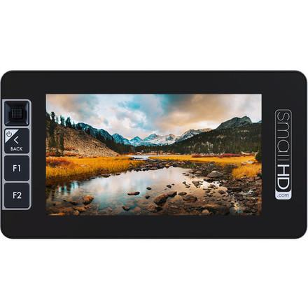 SmallHD 503 UltraBright HD 5-in LCD Monitor w/ Batteries