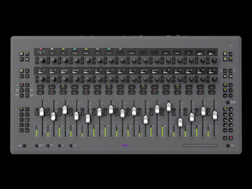 Rent: Avid S3 Mixing Console
