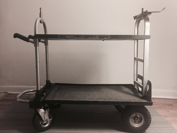 Rent: Magliner Jr. Camera Cart