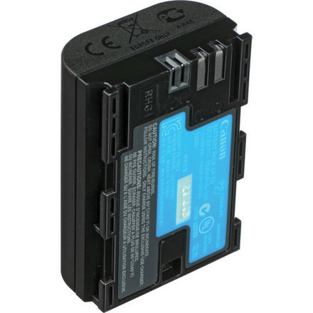 Canon LP-E6 Battery (2 of 2 available)