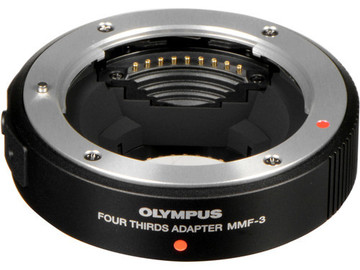 Rent: Olympus Lens Mount Adapter