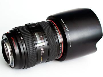 Rent: Canon EF 24-70mm f/2.8 L USM