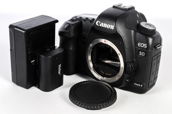 Canon EOS 5D Mark II