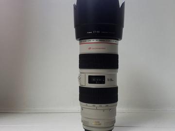Rent: Canon EF 70-200mm f/2.8L IS USM Lens