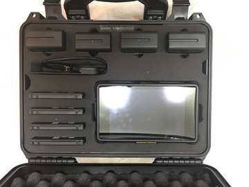 Rent: Atomos Shogun Inferno w/over 1TB of Media