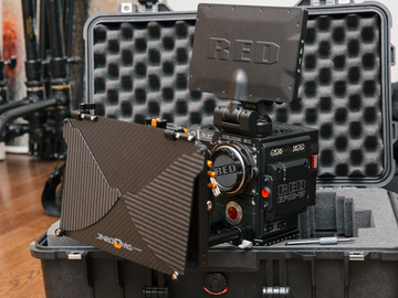 Rent: RED EPIC-W Helium 8K Production Package