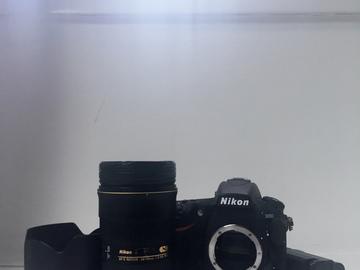 Rent: Nikon D810 + Nikon 24-70mm lens