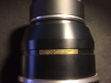 Rent: DSO FF38 Adapter for FF lenses