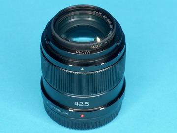 Rent: Panasonic Lumix G 42.5mm f/1.7 ASPH. POWER O.I.S. Lens