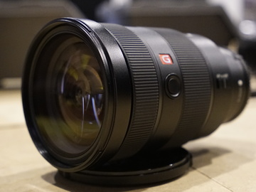 Rent: Sony 24-70mm f/2.8 G OSS Lens