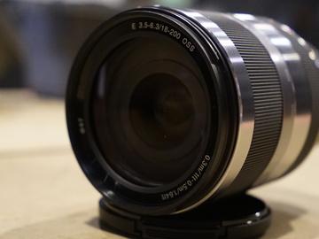 Rent: Sony E 18-200mm f/3.5-6.3 OSS