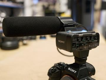 Rent: Sony XLR-K2M