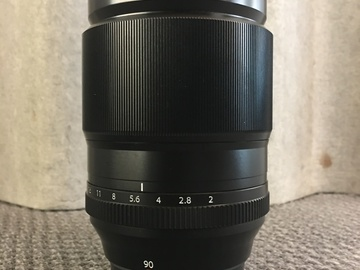 Rent: Fujifilm XF90mm F2