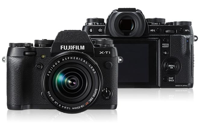 Fuji XT1 Camera [test]
